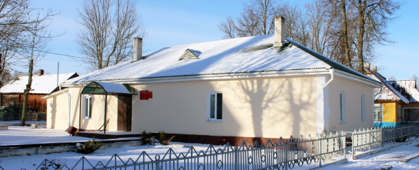 Пожарное депо Городок