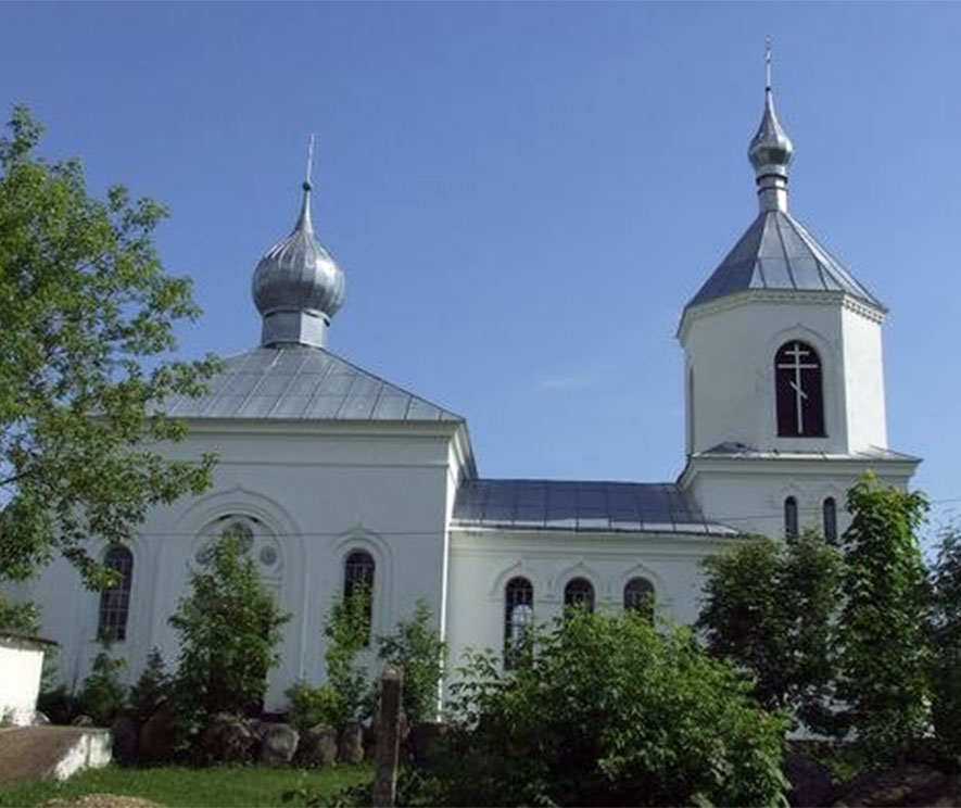 Церковь Святой Живоночальной Троицы 1874 года